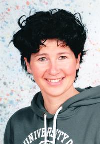 Sabine Zirngast – Leitung und Hort